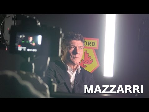 TEASER: Sky Sports Interview With Walter Mazzarri