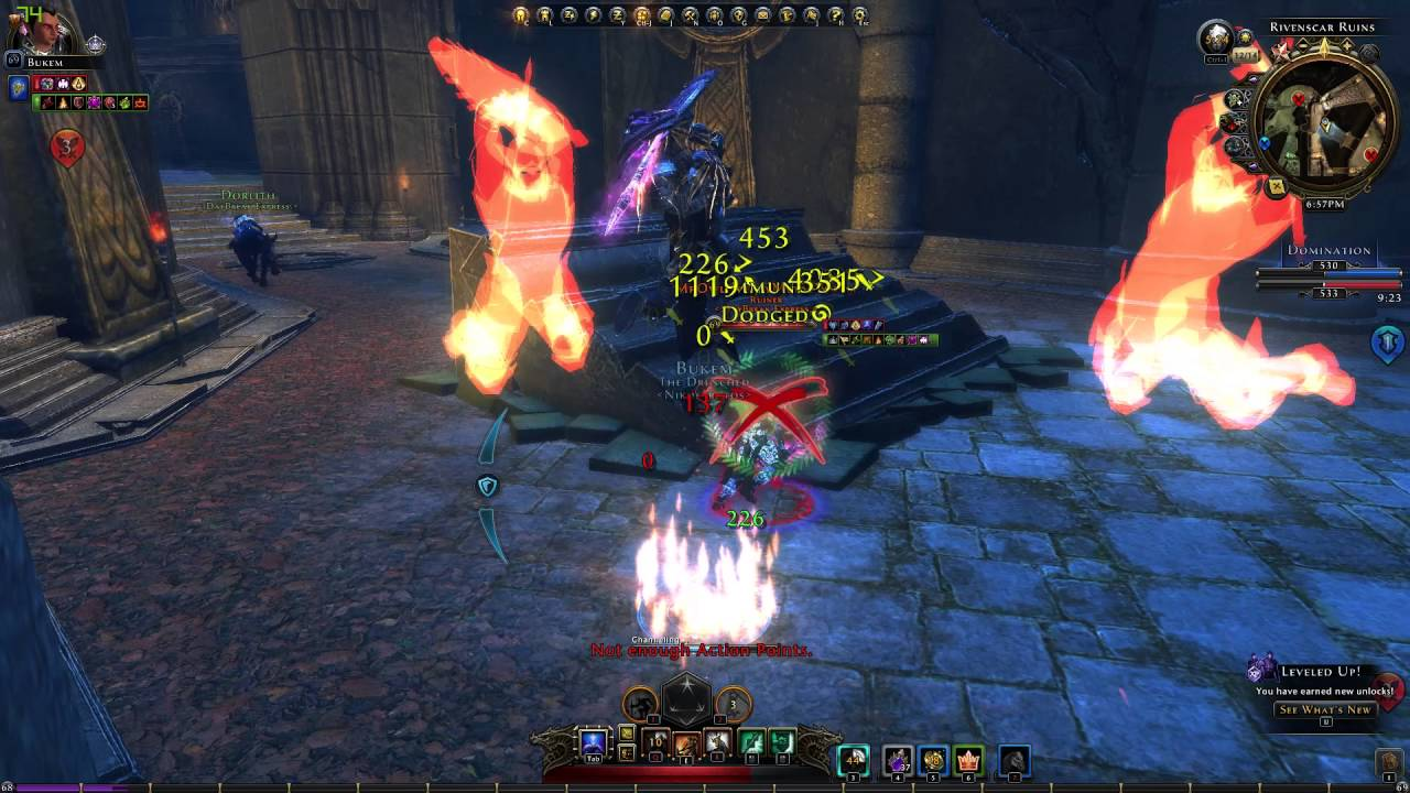 Neverwinter pvp matchmaking