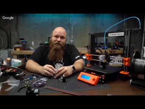 Bondtech BMG MK2 5/MK3 Extruder Testing