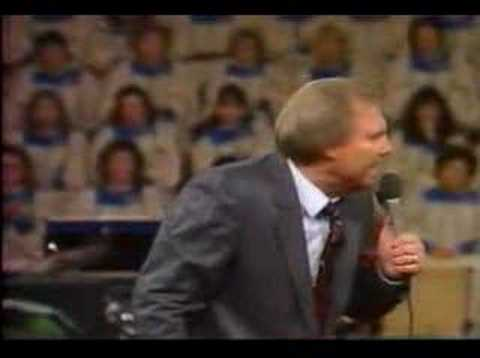 Jimmy Swaggart preaching..