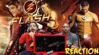 'The Flash' Season 3, Episode 1- REACTION & REVIEW - 'FLASHPOINT'