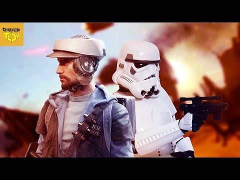 5 Times REBELS and IMPERIALS worked TOGETHER