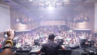 Andy C 4 hrs live - Roxy club Prague 25.9.2015