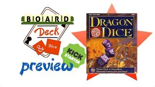 Dragon Dice - Kickstarter Preview