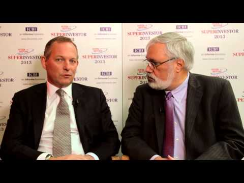 George Anson: A European Private Equity Perspective