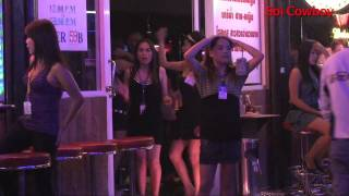 Red Light Districts of Bangkok - Soi Cowboy, Patpong, Nana