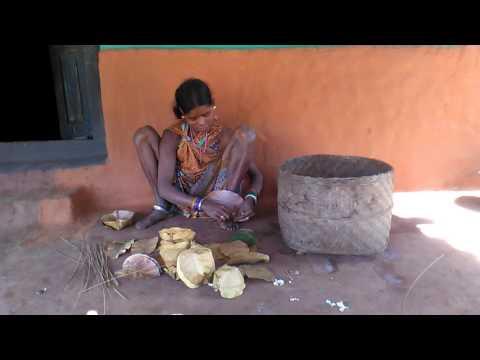 Tribal people of bastar