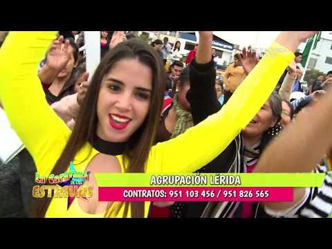 La Caravana de las Estrellas: Briyit y su Banda, Agrupación Lérida (10/03/18) 1/4