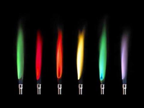 How to Do a Flame Test - ChemArena com