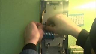 Сварка и укладка оптического кабеля по технологии PON(В видео использована музыка: ATB and Armin Van Buuren -- Vice versa., 2012-02-15T21:30:45.000Z)