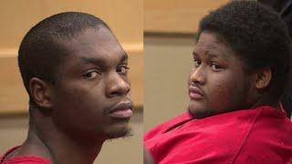 2 suspects in XXXTentacion killing appear in court