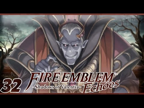 DON'T DO IT CELICA  | Let's Play Fire Emblem Echoes: Shadows of Valentia Part 32 w/ ShadyPenguinn