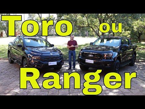 Comparativo: Fiat Toro