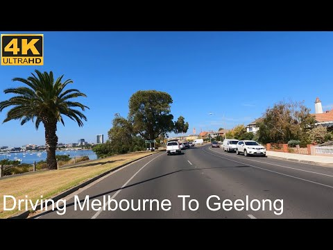 Driving Melbourne To Geelong | Victoria Australia