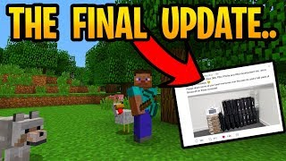 Minecraft Final Update For Old Gen.. PS3, PS Vita, Wii U & Xbox 360