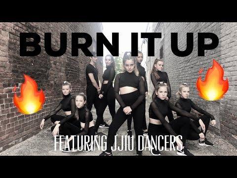 Janet Jackson - BURN IT UP! (feat. Missy Elliot) Presented by Jennifer's Jazz It Up! Studio of Dance