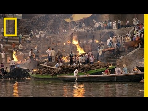 Death Along the Ganges River   The Story of God