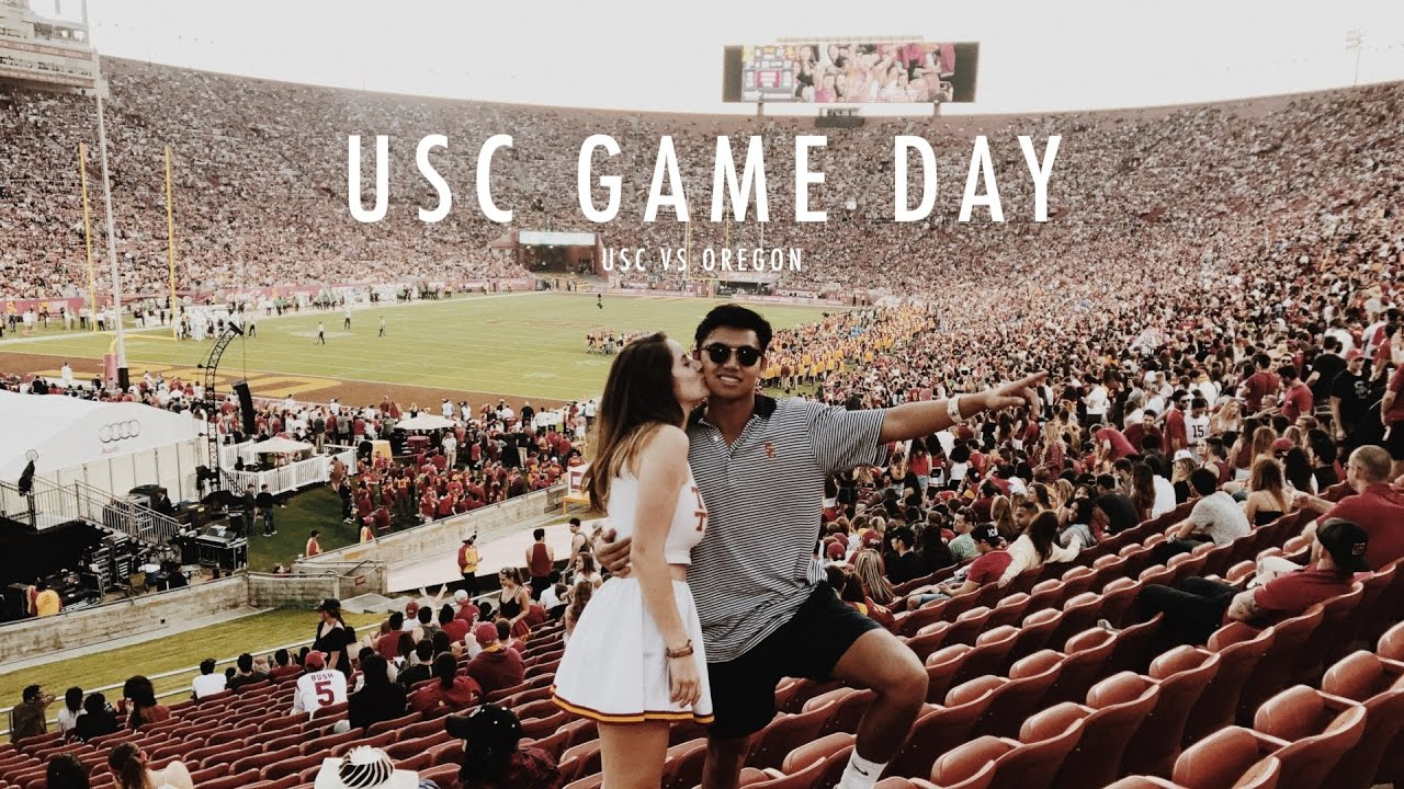 what usc frat tailgates are like youtube