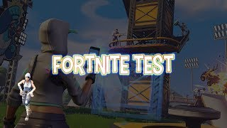 Fortnite Test Nouvelle carte graphique!