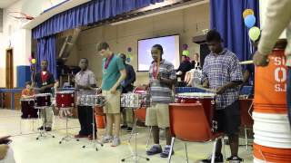 UrbanFUTURE Busch Drumline