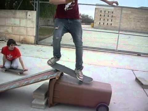 Skate in Sencelles - Cajon Casero