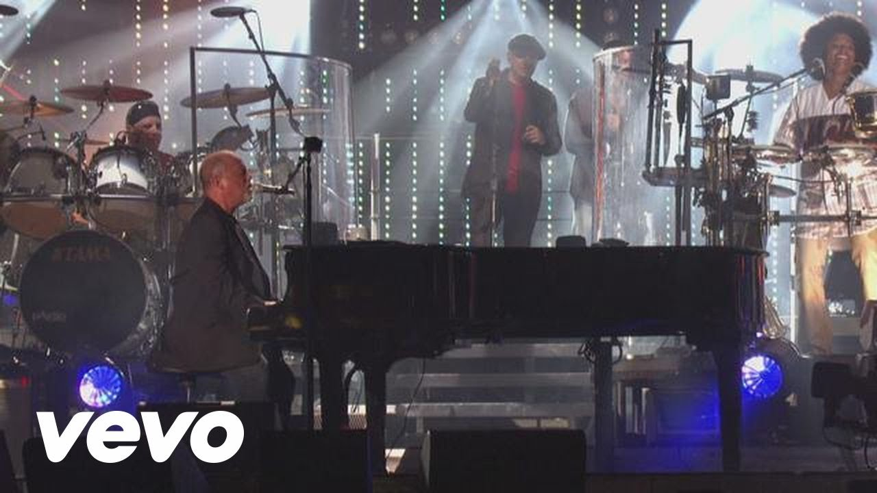 Billy Joel Scenes From An Italian Restaurant From Live At Shea Stadium Youtube