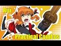 [Chaos Code PS4] Rui practical combos