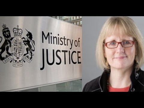 Ministry of Justice notified of satanic ritual abuse cases in London UK