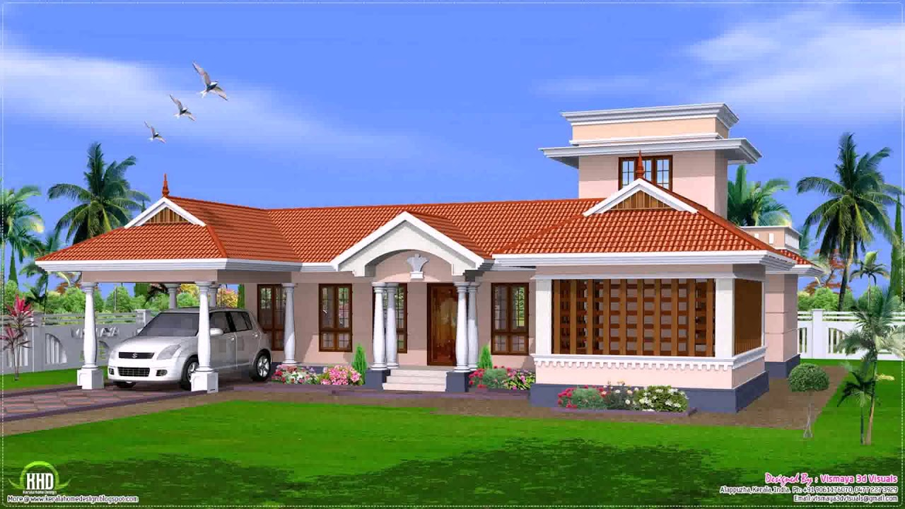 3 Bedroom House Plans Ghana (see description) - YouTube