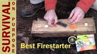Which Fire Starter Is Best? - Firestarter Videos