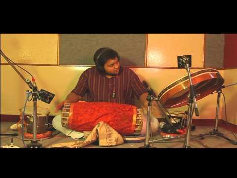 Anoor Vinod Shyam Mridangam - Ranjani Mala cover