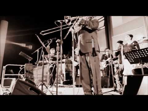 Mr T Bone & North East Ska Jazz Orchestra all Concert in Aviano (pn) Italy 21-09-2013