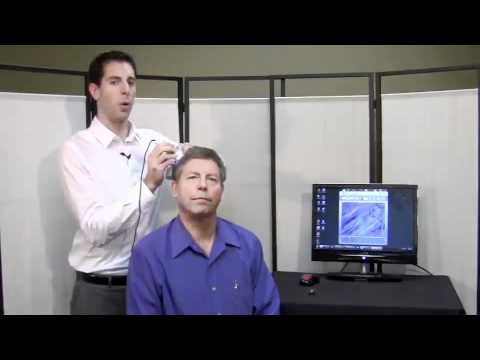 How to Examine the Scalp with a Hand-Held Camera Microscope