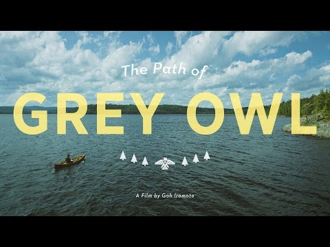 Ray Mears and the Path of Grey Owl