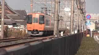 2018冬7 近鉄電車13 橿原・大阪線 大和八木