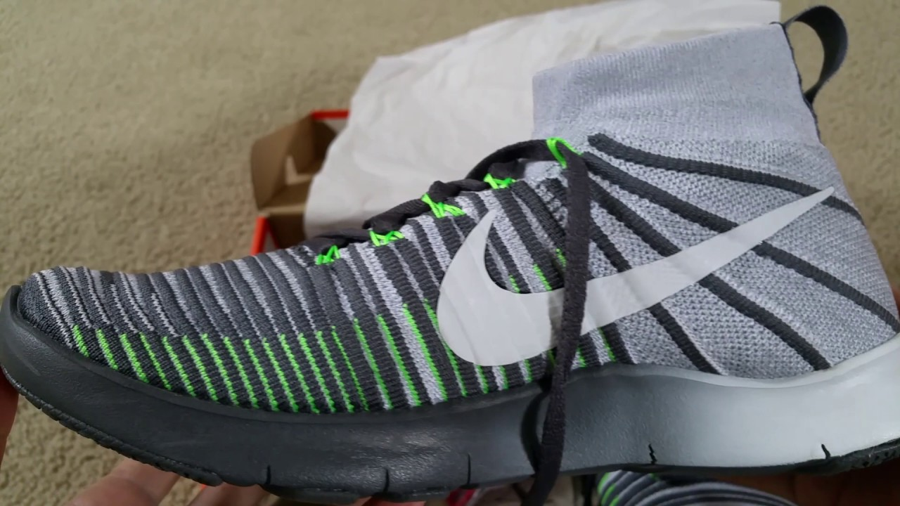 b9922d5037d685 Copped  150 Nike Free Trainer Force Flynit Chukka Shoes For  69 + On Feet  Full HD 2017 - YouTube