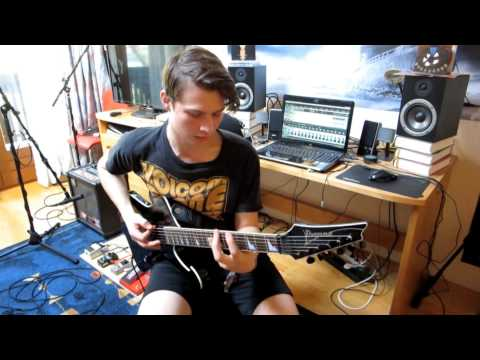 System Of A Down - Vicinity Of Obscenity (Guitar Cover HD)