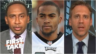 Stephen A. & Max Kellerman react to DeSean Jackson's apology | First Take