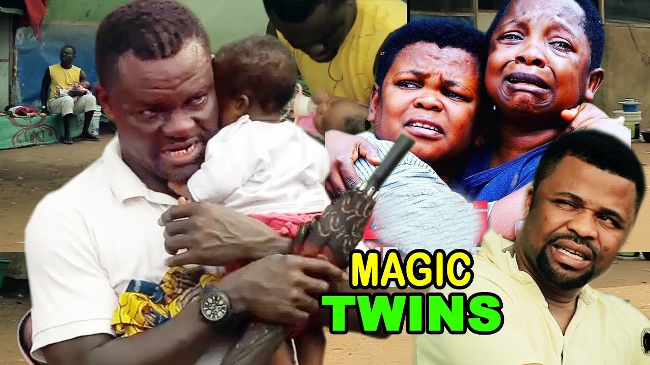 MAGIC TWINS 2 - 2018 New/Latest Nigerian Movie Full HD