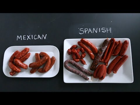 Tips for Identifying and Choosing the Right Chorizo- Kitchen Conundrums with Thomas Joseph
