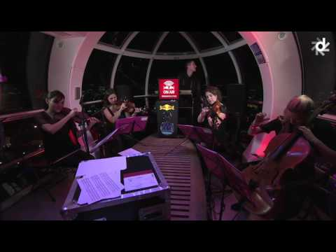 Deviation String Quartet with Rosie Langley:  MJ COLE - CRAZY LOVE