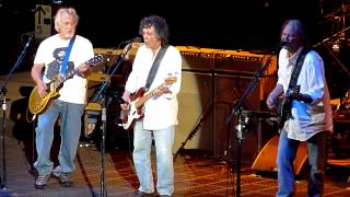 Neil Young - Walk Like a Giant (partial) - Red Rocks 8-6-2012