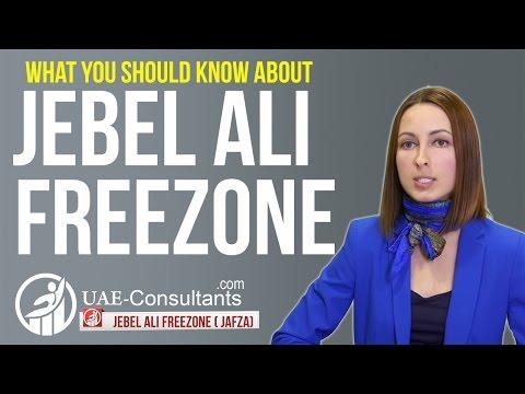Jebel Ali Freezone - JAFZA