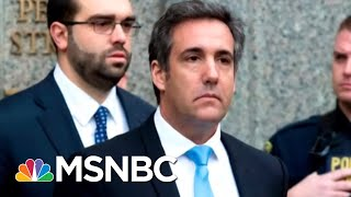 Michael Avenatti: If You Have Stuff Related To Michael Cohen, It Will Come Out | AM Joy | MSNBC