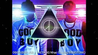 Nhạc Chuông  GOOD BOY - GD x TAEYANG (RINGTONE) || Kpop RINGTONE