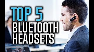 Best Bluetooth Headsets in 2018 - Which Is The Best Bluetooth Headset? | 10BestOnes
