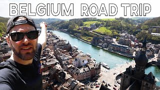 The Ultimate BELGIUM Road Trip   Travel to Dinant, Durbuy & Liège
