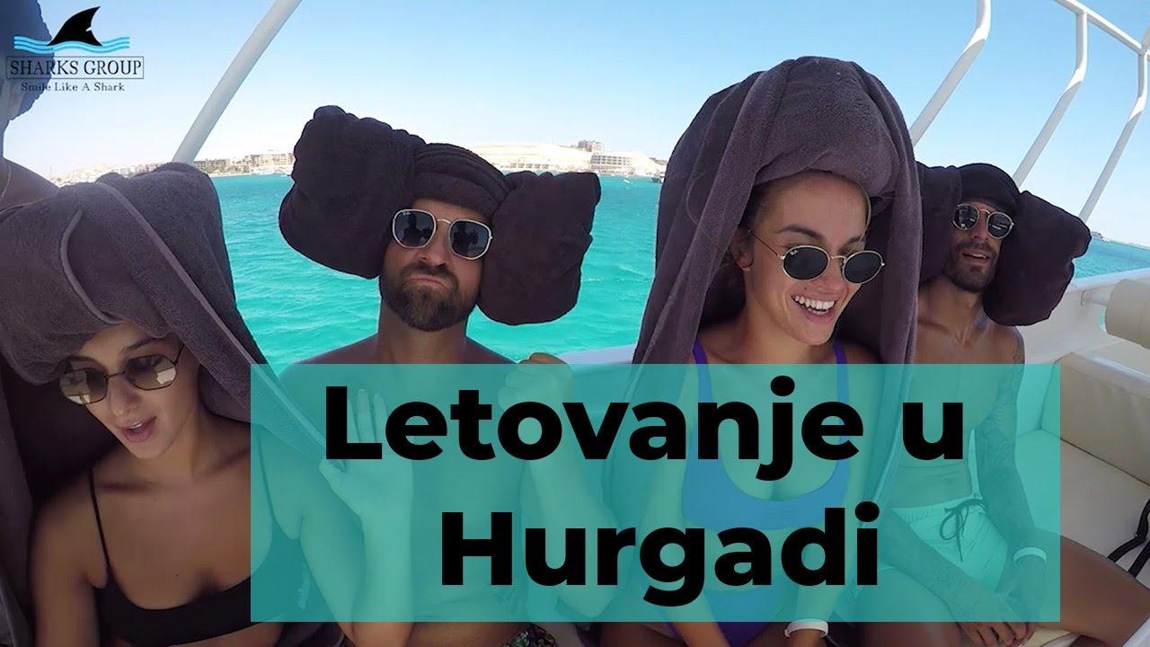 TRAVEL VLOG - Sa društvom u Hurgadi