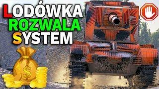 LODÓWKA ROBI 13 000 DMG - Konkurs na ZŁOTO - World of Tanks