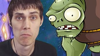 ЗОМБИ ЕДЯТ ДЕКАРТА ! - Plants Vs Zombies [Растения Против Зомби] #39